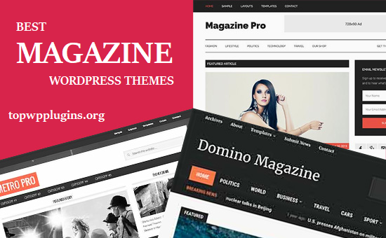 Photo of Best Free WordPress Magazine Themes Demo And Download