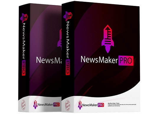 Photo of NewsMaker Pro Plugin – Create And Run Money-Making NEWS Sites With Fresh Viral News Stories