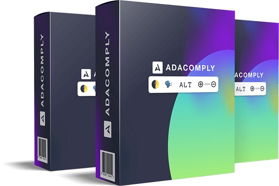 Photo of ADA Comply Software – 100% Cloud Based New and Untapped Online Opportunity
