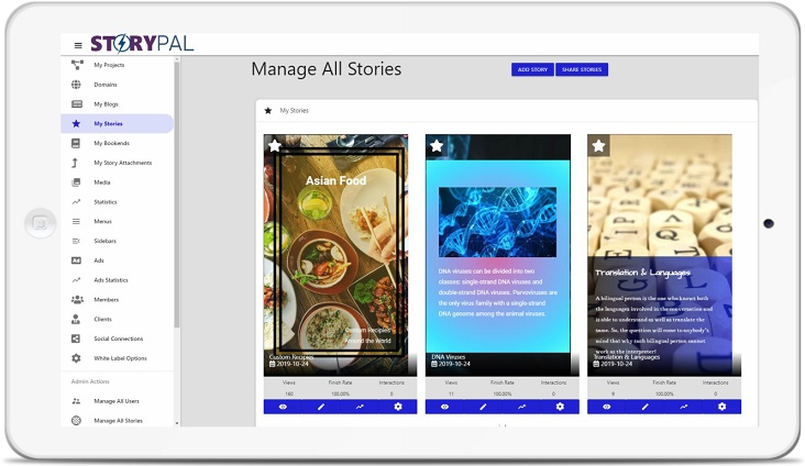 Photo of StoryPal Software – New Software Technology That Lets You Create Snapchat, Instagram, Facebook Stories