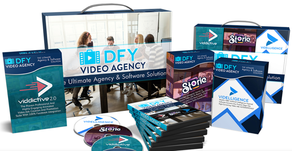 Photo of DFY Video Agency Software – How To Create Professional, Highly Engaging Animated Video Ads In Just 3 Clicks