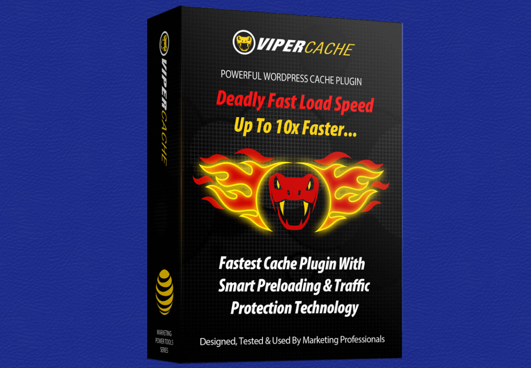 Photo of Viper Cache Plugin – Make Your WordPress Sites up to 10x Faster In 30 Seconds With The Cache