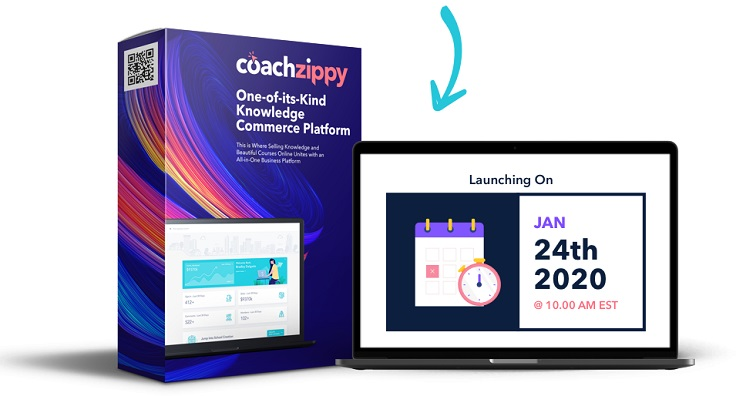 Photo of CoachZippy Software – Brand New One of A Kind 'Unique' Cloud Based Software Create Amazing Courses